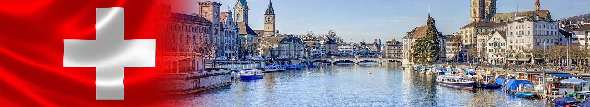 استخراج تأشيرة فيزا شنغن سويسرية